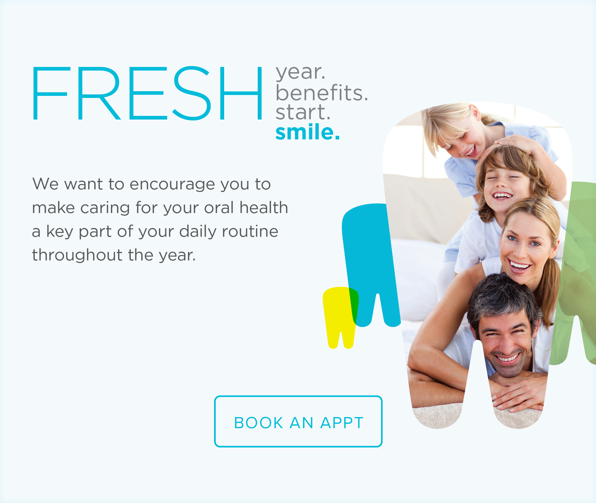 Gallatin Smiles Dentistry - Make the Most of Your Benefits